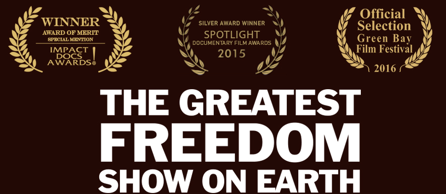 The Greatest Freedom Show on Earth